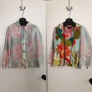 Tracy Feith for Target print hoodie